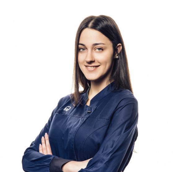 Igienista dentale Dott.ssa Nicole Marziali
