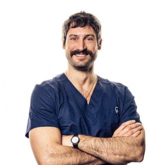 Odontoiatra Dott. Matteo Madaschi